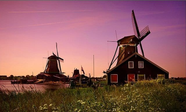 Pedal power: a cycling holiday in Holland Global Grasshopper