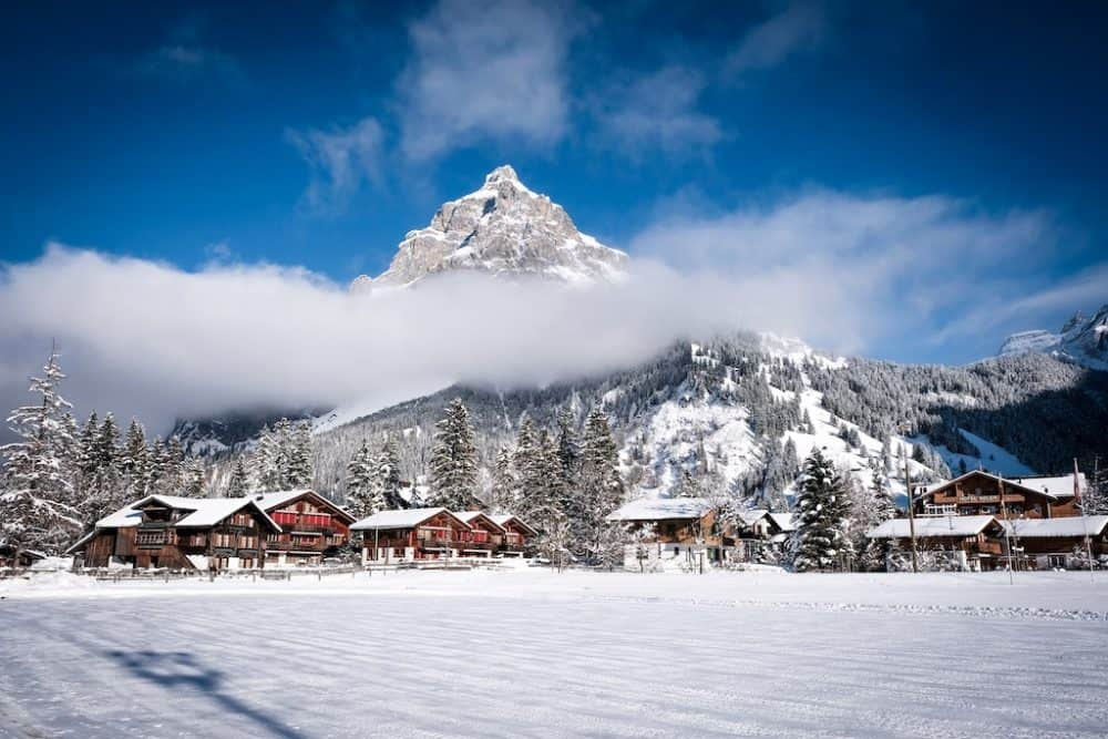 Kandersteg - ski resort