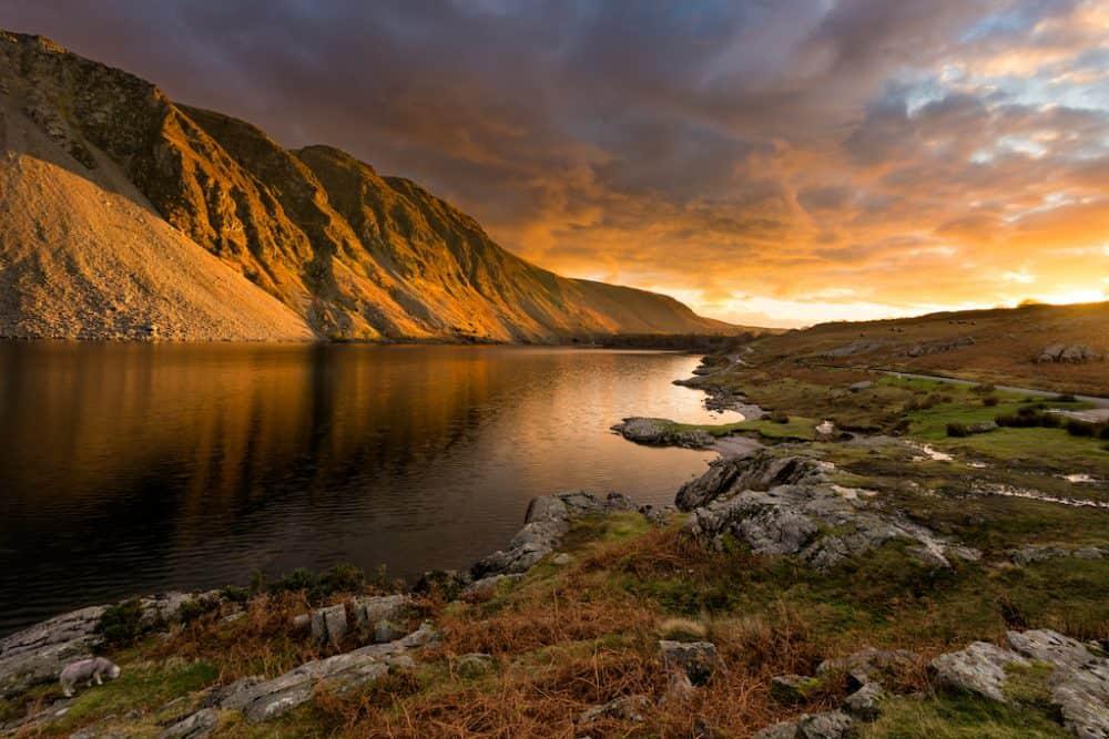 Lake Wastwater - most beautiful lakes