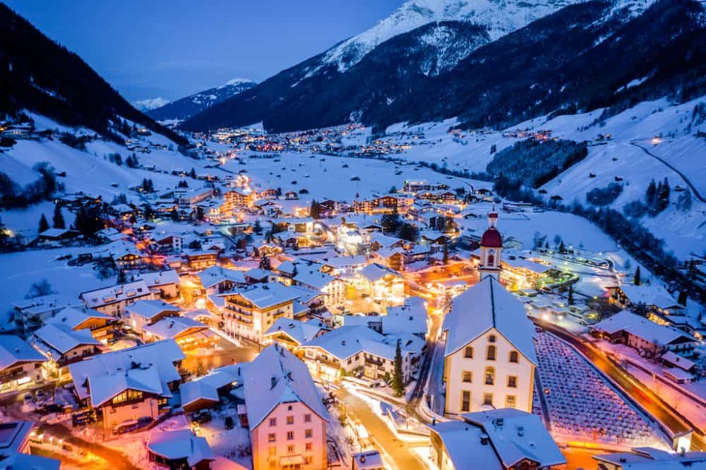 Neustift -ski resorts in Europe
