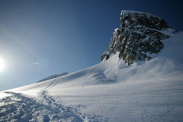 Pelion Mountain Greece ski