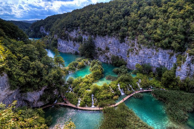 Plitvice Lakes - 10 of the most beautiful places to visit in Croatia