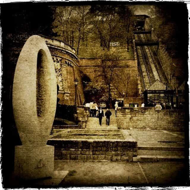 Steps Budapest