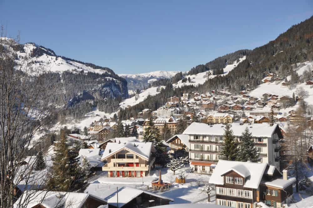 Wengen Switzerland