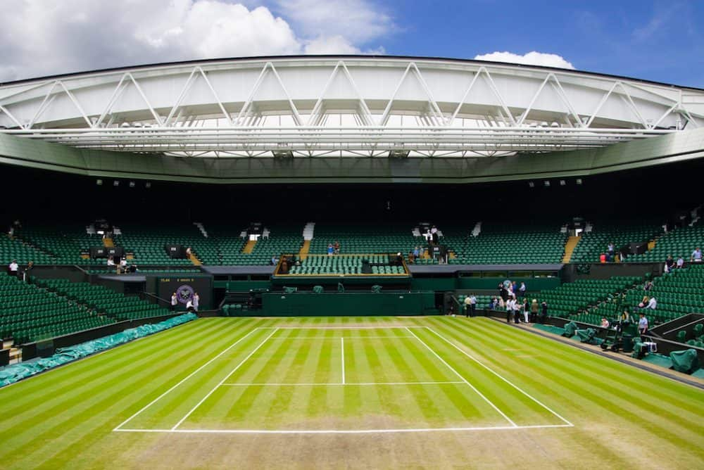 Wimbledon Film Locations