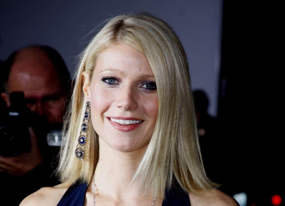 gwyneth paltrow movie London
