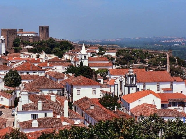 Óbidos - most beautiful places to visit in Portugal