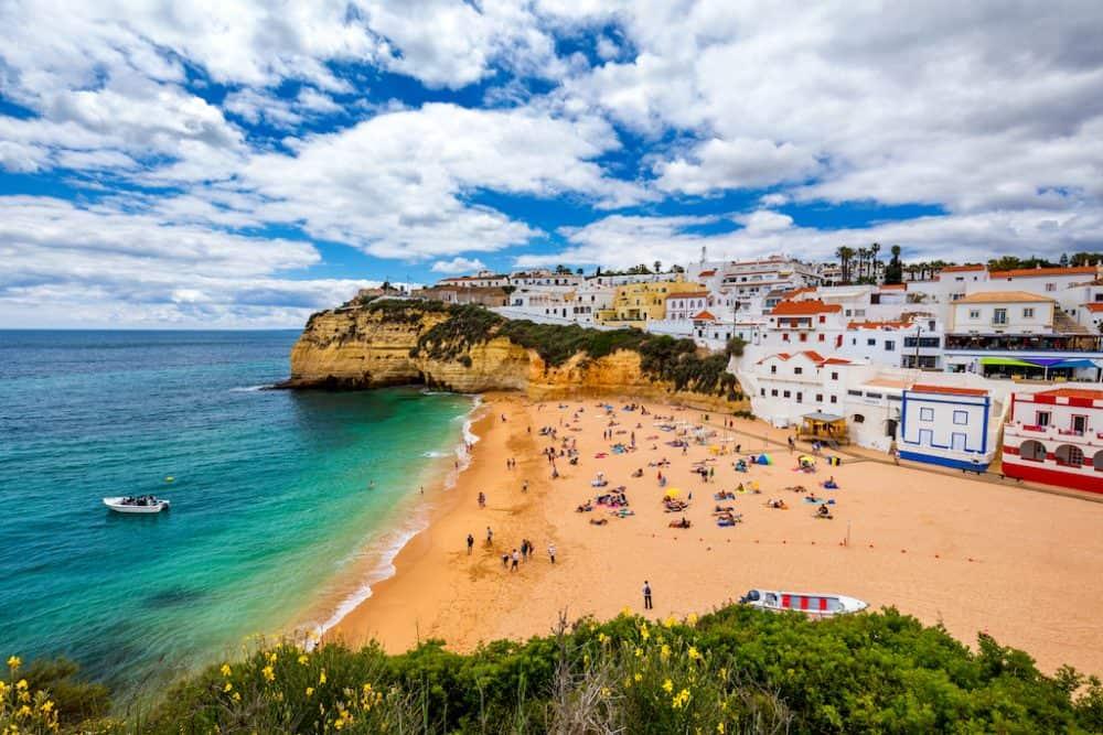 The Algarve Beach, Portugal