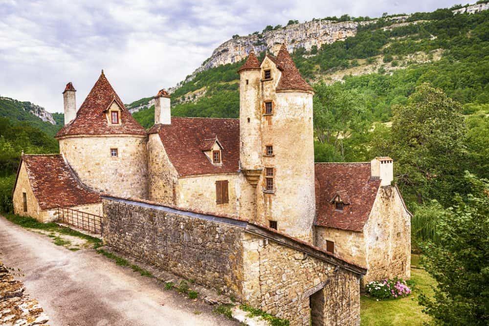 Autoire Village France