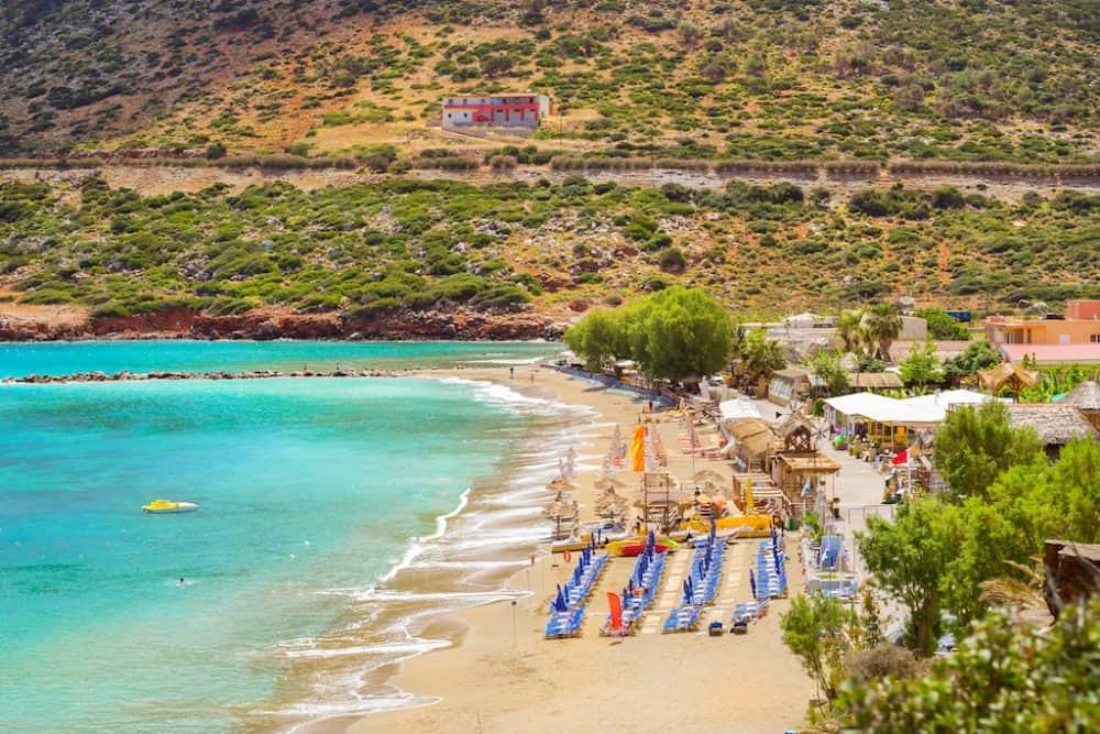 Bali beach Crete