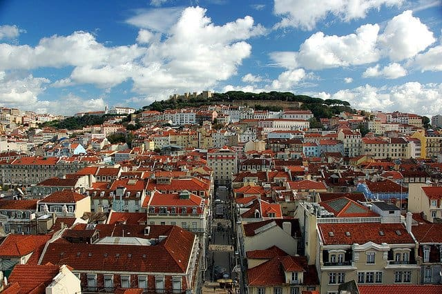 Lisbon - the most beautiful places to visit in Portugal