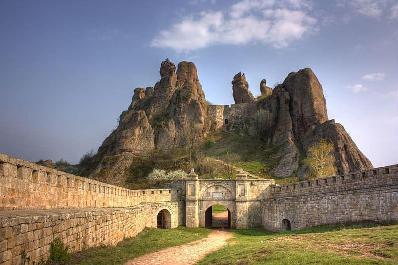 Belogradchik Fortress Bulgaria