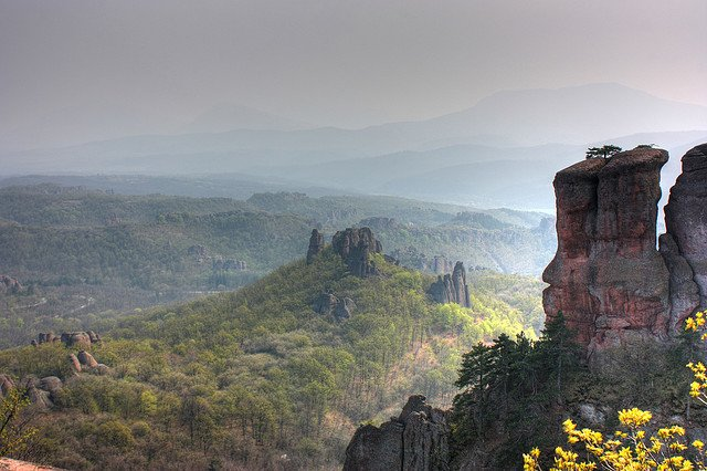 Belogradchik - most beautiful places to visit in Bulgaria