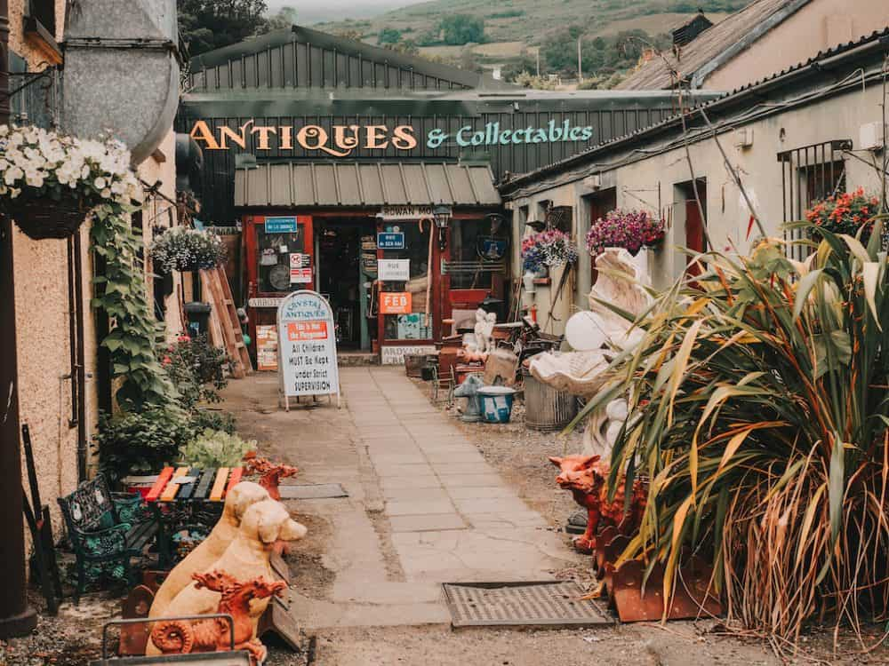 Carlingford Ireland - pretty villages of Europe