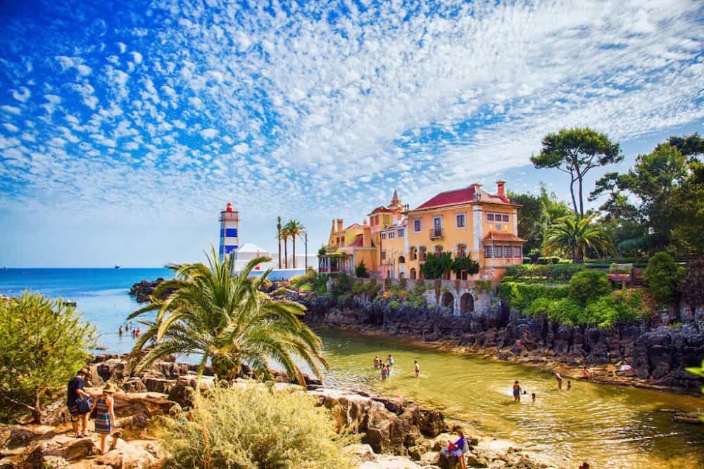 Cascais - pretty resort in Portugal