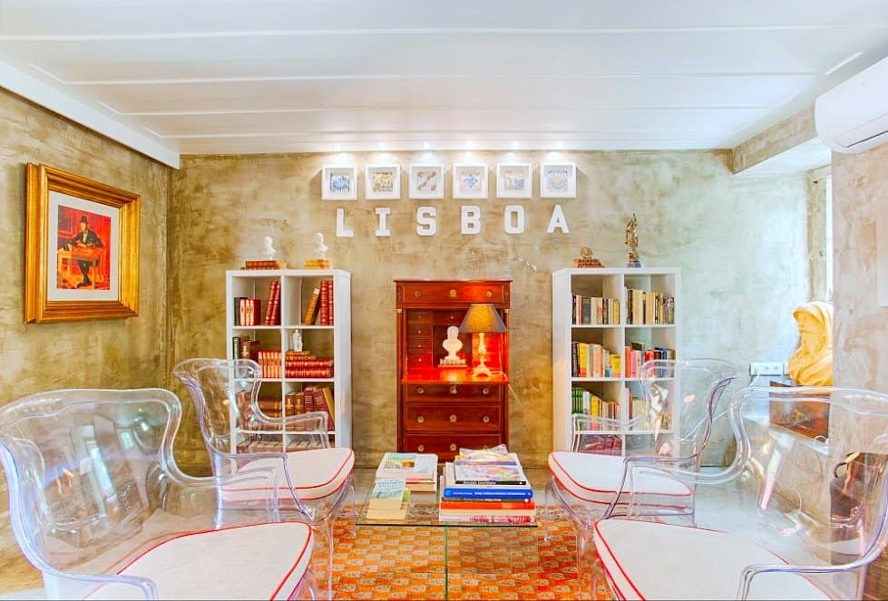 Dear Lison - a cool and unique hotel to stay in Lisbon