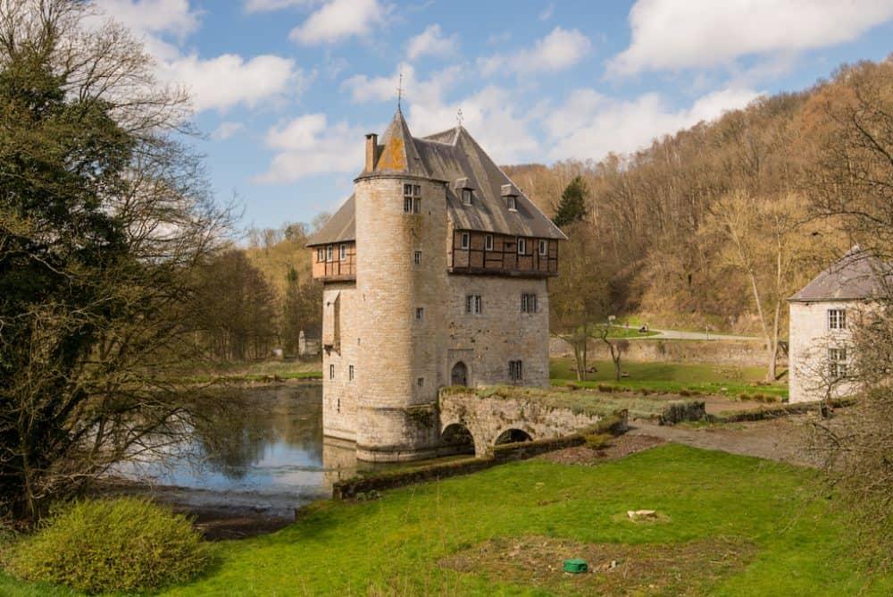 Crupet village Belgium