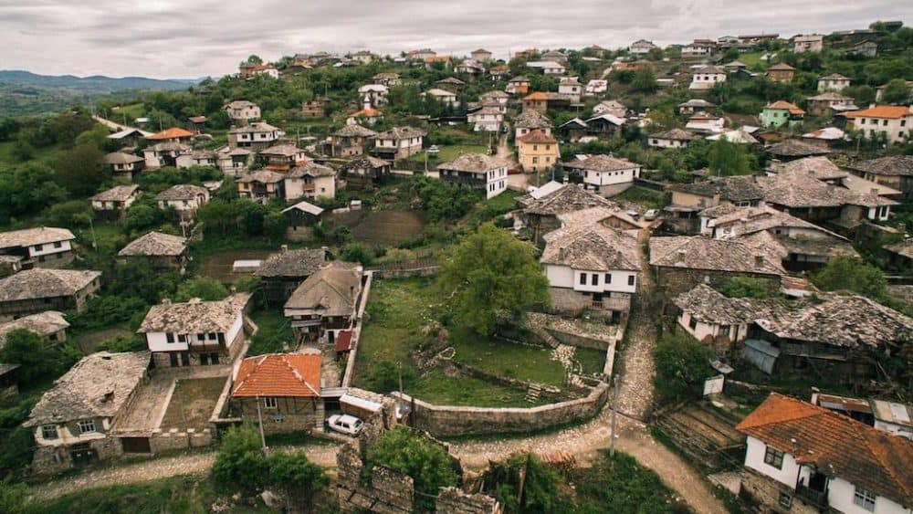 Dolen village - best places to visit in Bulgaria