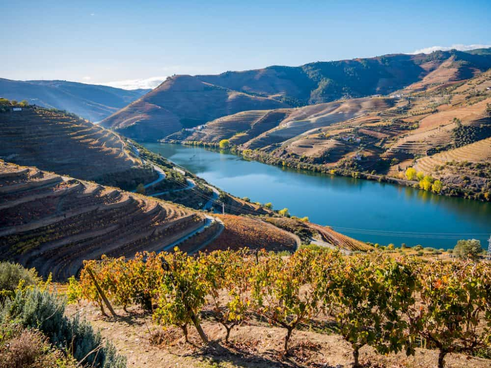 Douro Valley - stunning places to visit in Portugal