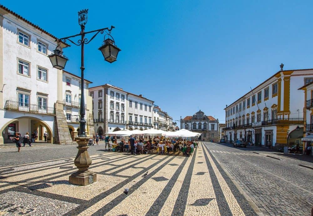Evora - great places to visit in Portugal