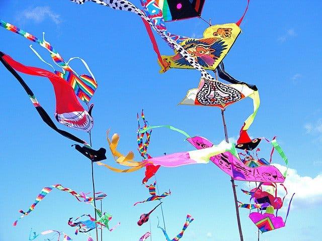 Kite Flying Taiwan