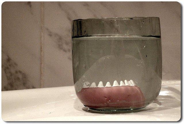 Lost Property teeth