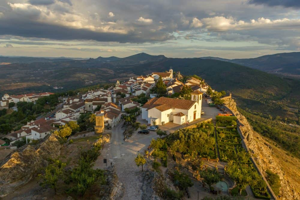 Marvao - beautiful attraction in Portugal