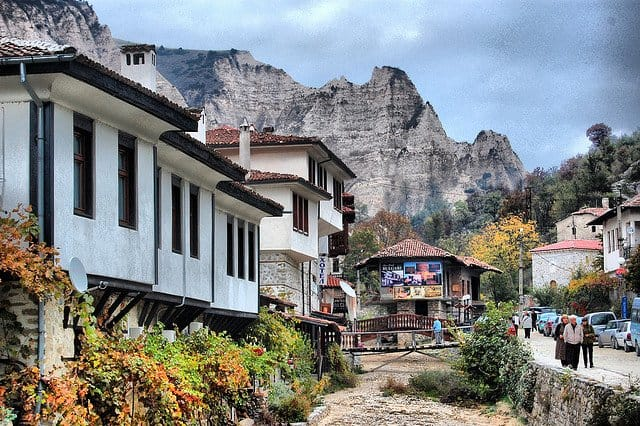 Melnik - most beautiful places to visit in Bulgaria