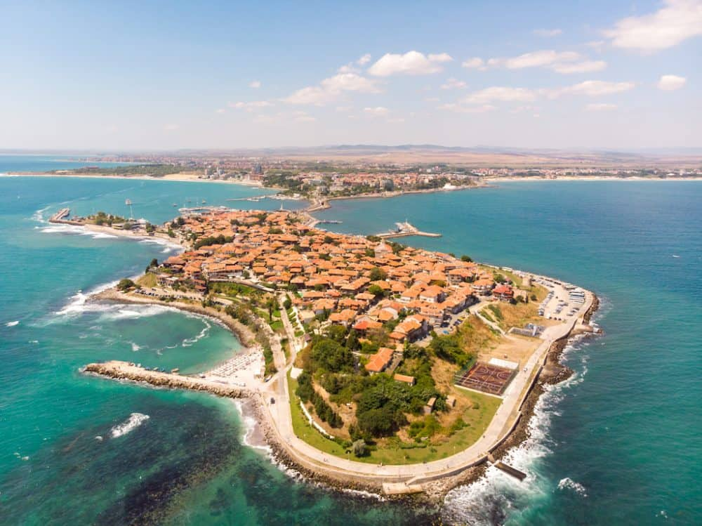 Nessebar - most beautiful places to visit in Bulgaria