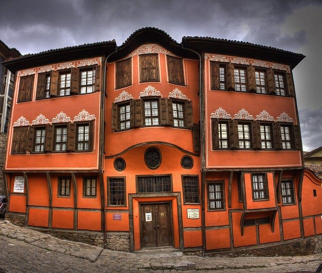 Plovdiv - most beautiful places to visit in Bulgaria