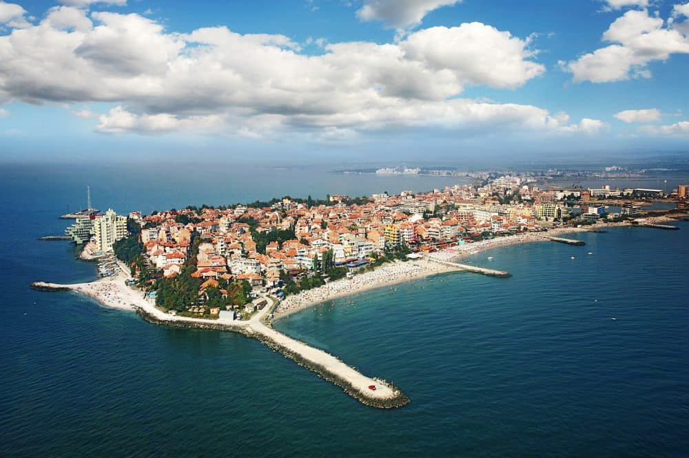 Pomorie - great places to visit in Bulgaria