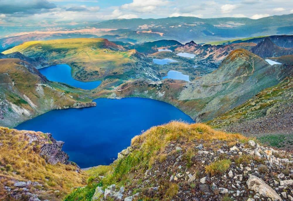 Seven Lakes Bulgaria - beautiful places to explore in Bulgaria