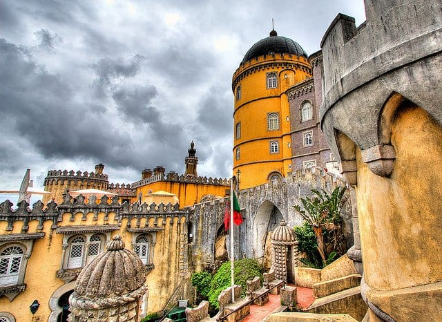 Sintra- most beautiful places to visit in Portugal