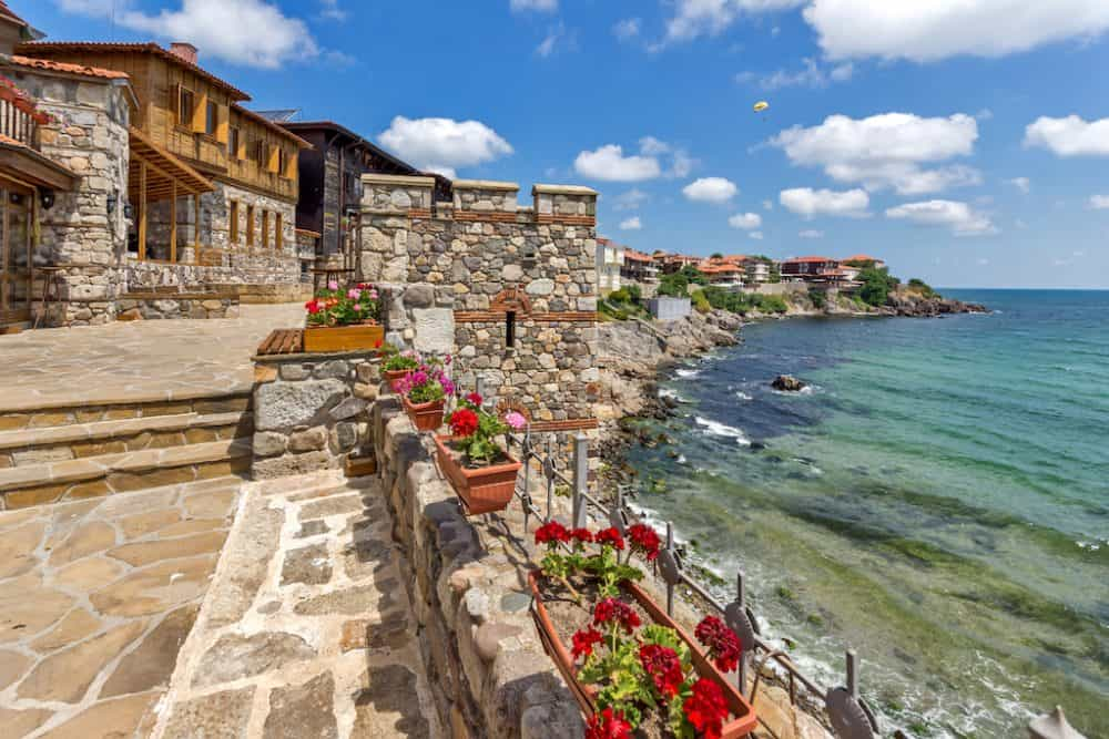 Sozopol - places to visit in Bulgaria