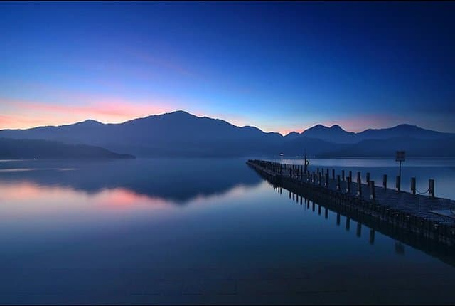 Sun Moon Lake- things to do in Taiwan