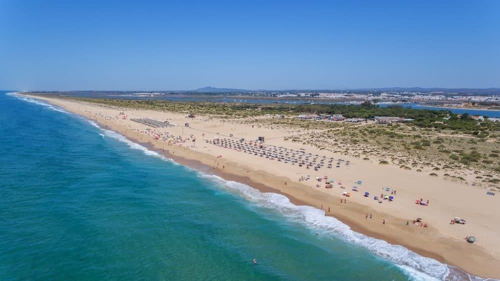 Tavira Island Portugal