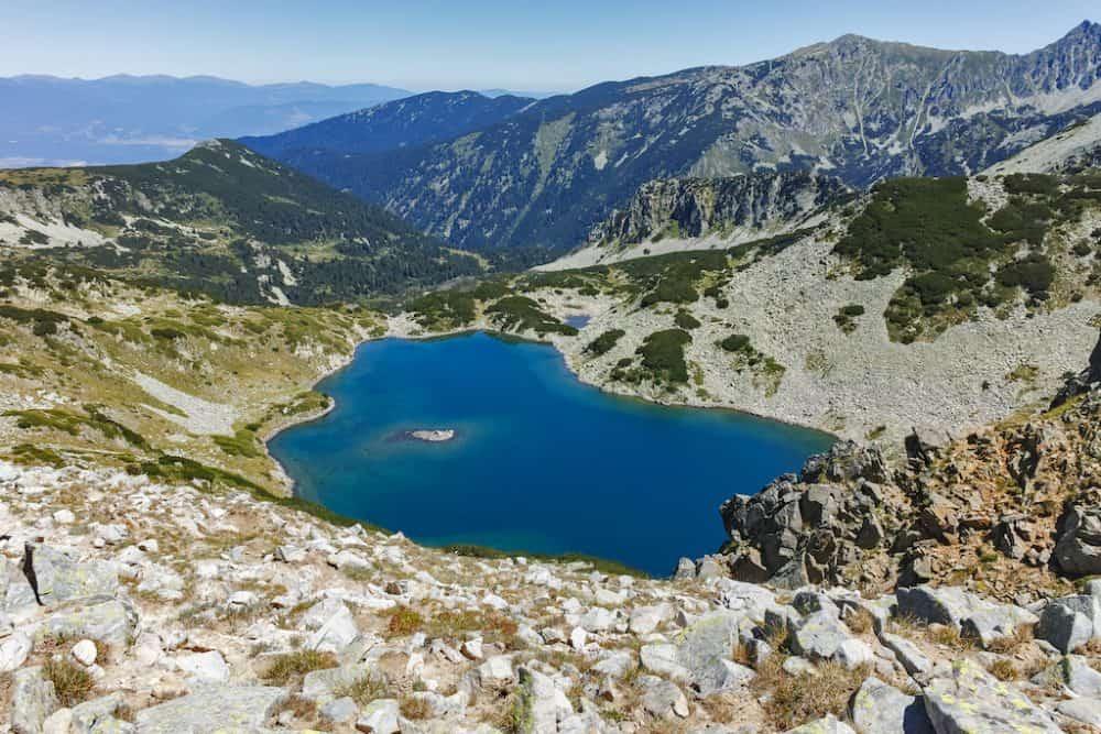 Tevno Vasilashko Lake Bulgaria