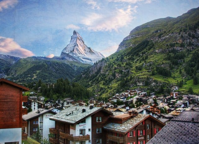 Mountains and fondue: exploring Zermatt Global Grasshopper