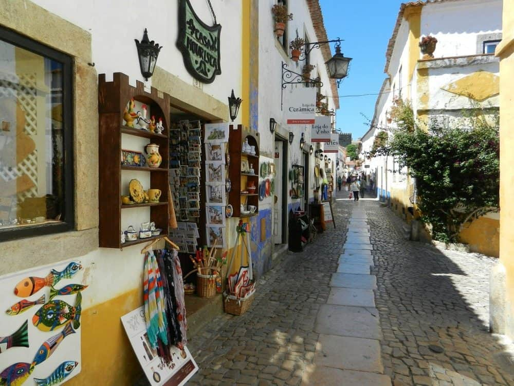 Obidos - one of the prettiest places in Portugal