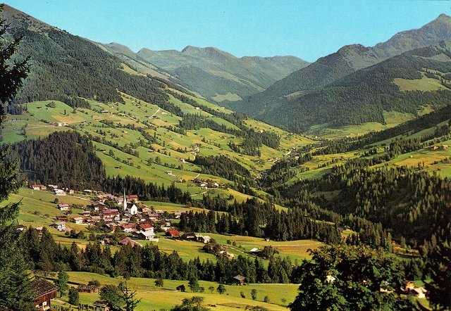 Alpbach - most beautiful places to visit in Austria