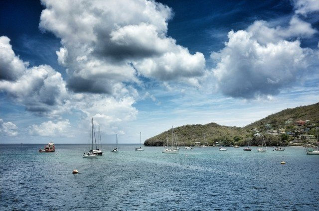 Bequia Arrival 1