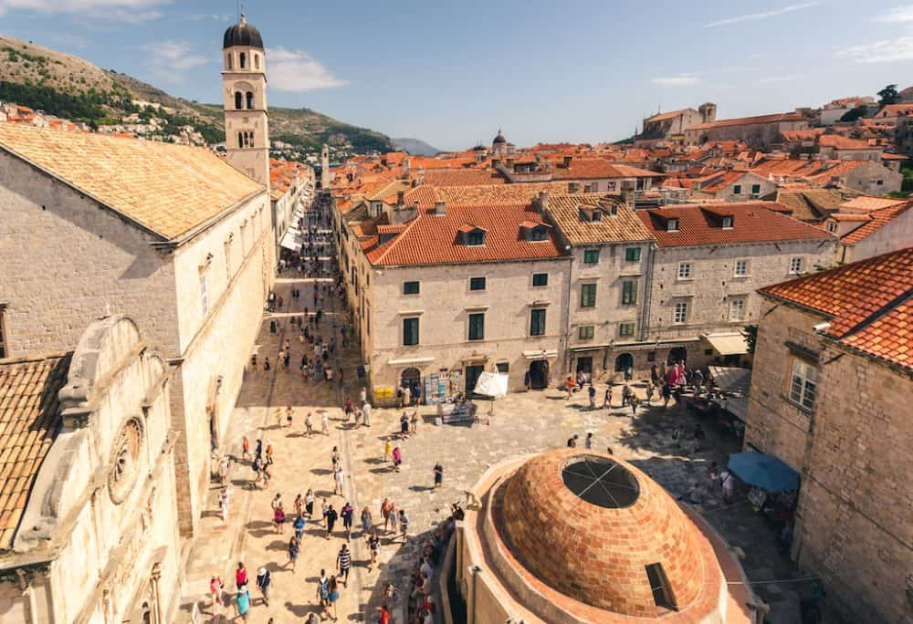 Dubrovnik - best places to visit in Croatia