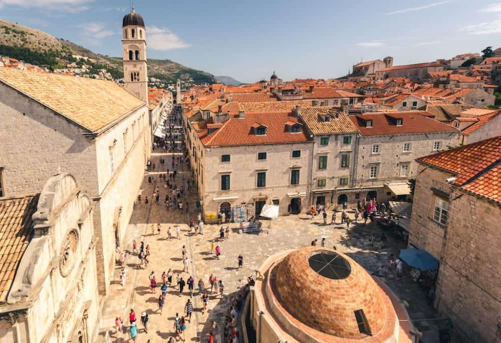 Dubrovnik - os melhores lugares a visitar na Croácia