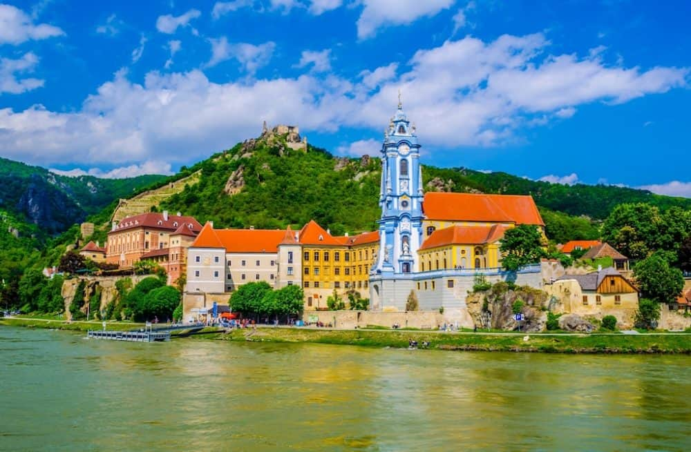 Durnstein Austria - a beautiful town to explore in Austria