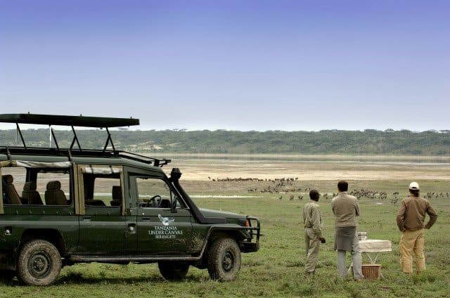 10 of the best types of safari in Africa Global Grasshopper