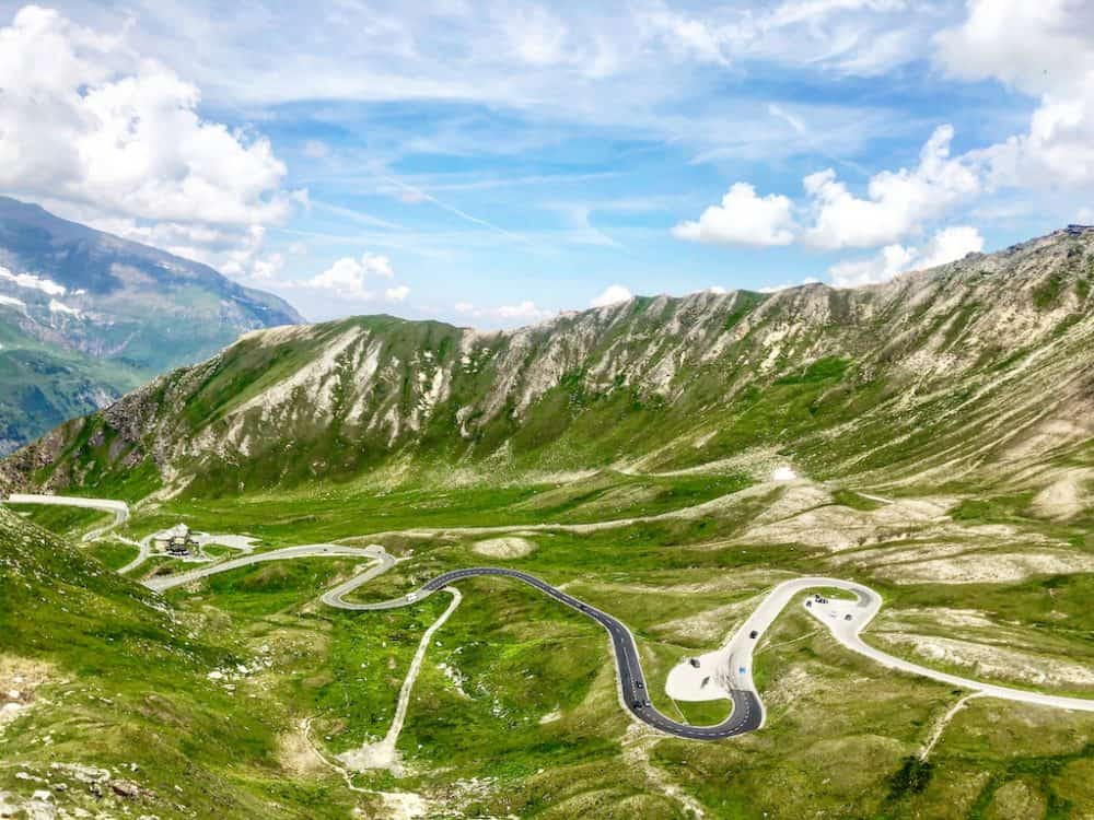 Grossglockner Road - best place to visit in Austria