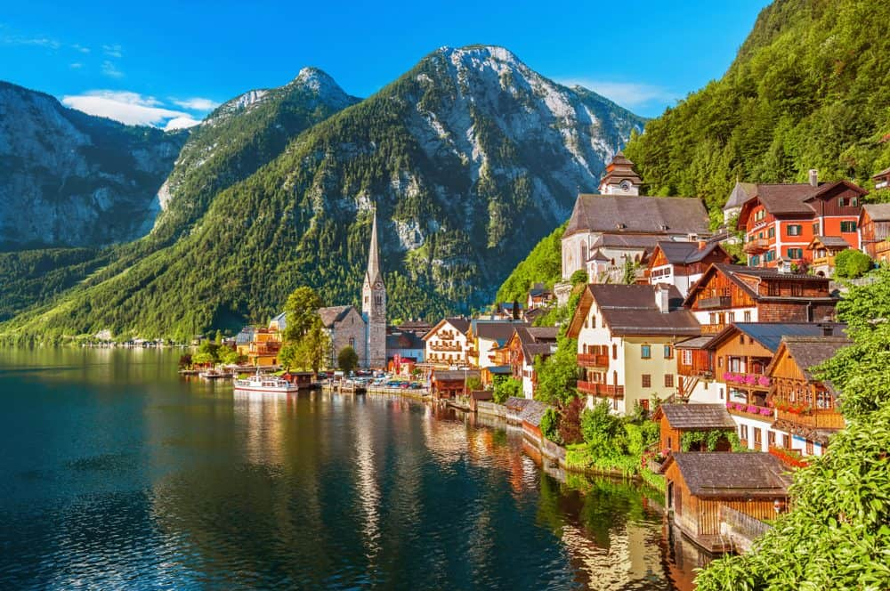 20 of the most beautiful places to visit in Austria Global Grasshopper