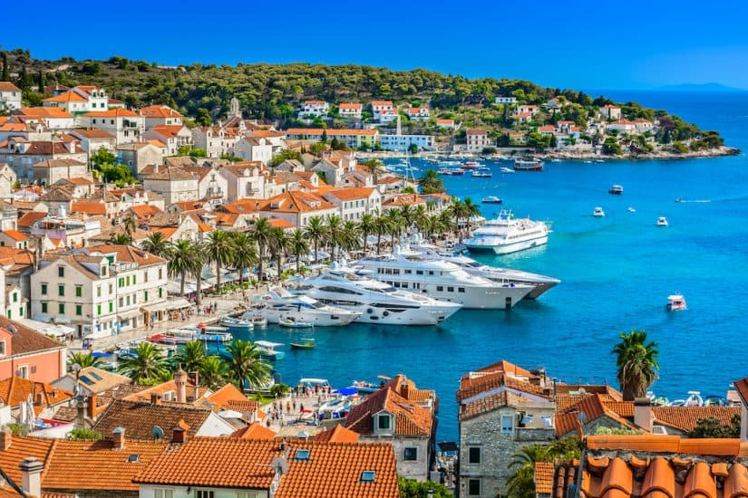 Top 10 of the most beautiful places to visit in Croatia