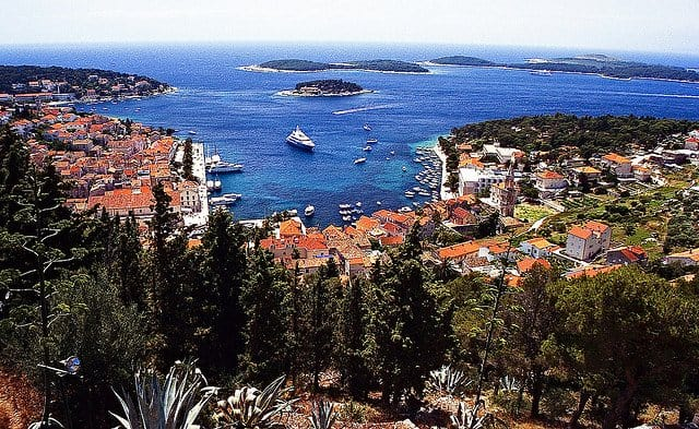Hvar - most beautiful places to visit in Croatia