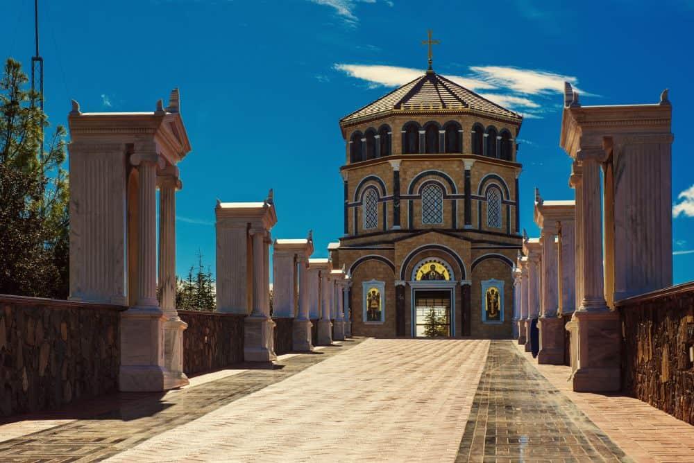Kykkos Cyprus